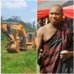 I am shocked and flabbergasted over 500 missing excavators – Kwesi Pratt
