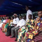 Chairman Wontumi Caught Sleeping At Independence Anniversary