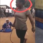 I was possessed by evil spirits – Lady who whipped the 90-year-old woman to death
