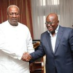 Debate invitation still open - John Mahama teases Akufo-Addo