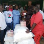 Dr Omane Boamah donates campaign logistics to NDC in six constituencies