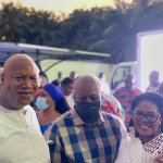 John Mahama meets NDC MPs after they secured Speaker position in Parliament (Pictures)