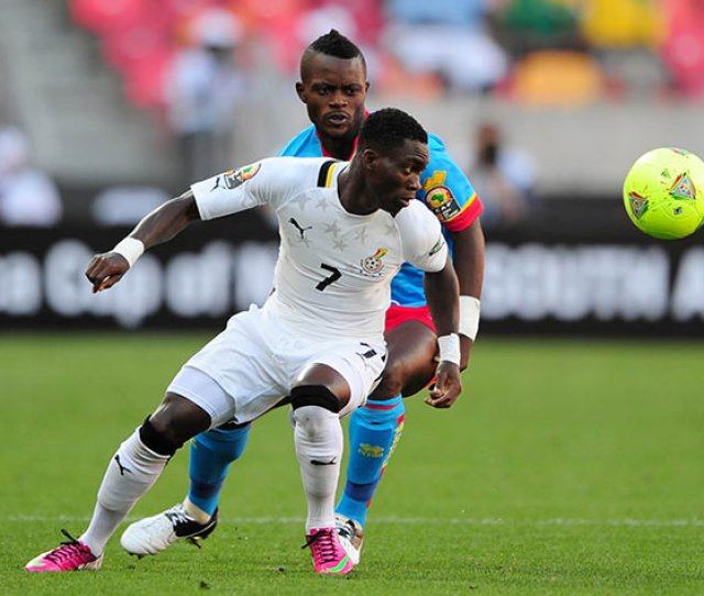 Ghana Winger Christian Atsu Admits To Difficult  Afcon Task