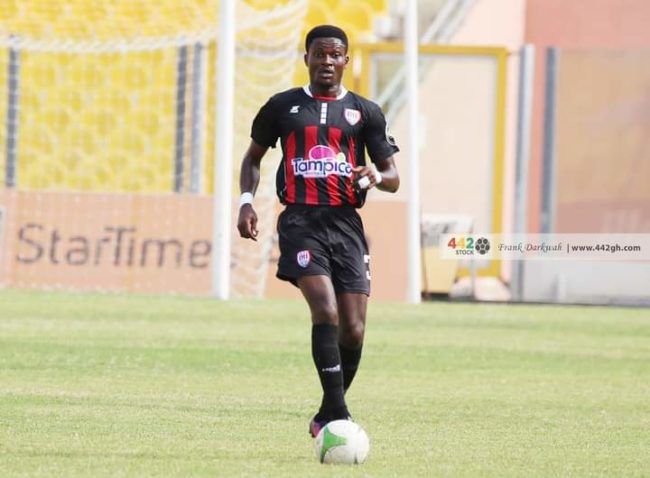 Agyemang Badu optimistic Inter Allies will escape relegation - Ghana Sports  Page