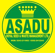 ASADU ROYAL SEED & WASTE MANAGEMENT