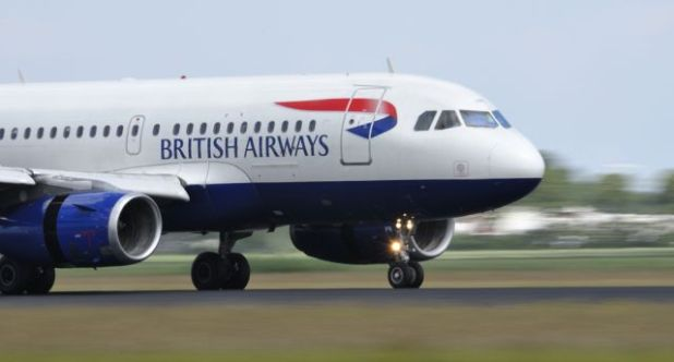 Image result for British Airways flight mistakenly lands in Scotland instead of Germany