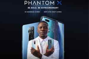 TECNO launches Phantom X in Ghana 1