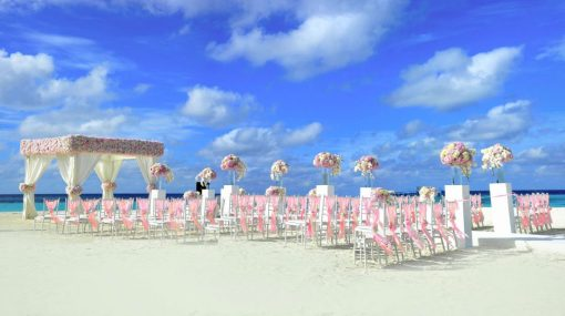 Efua & Dominic's Beach Wedding
