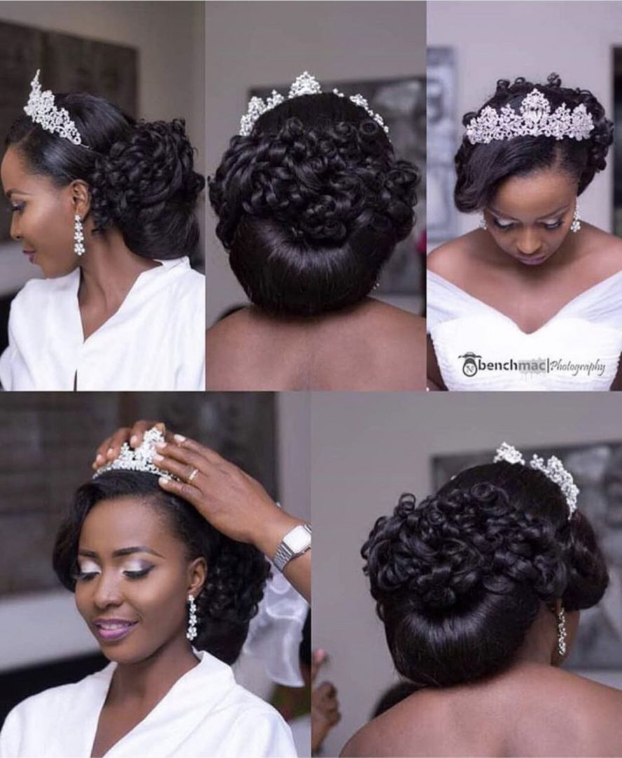 Bridal Hair extenstions, closures & more | Ghana Wedding Market