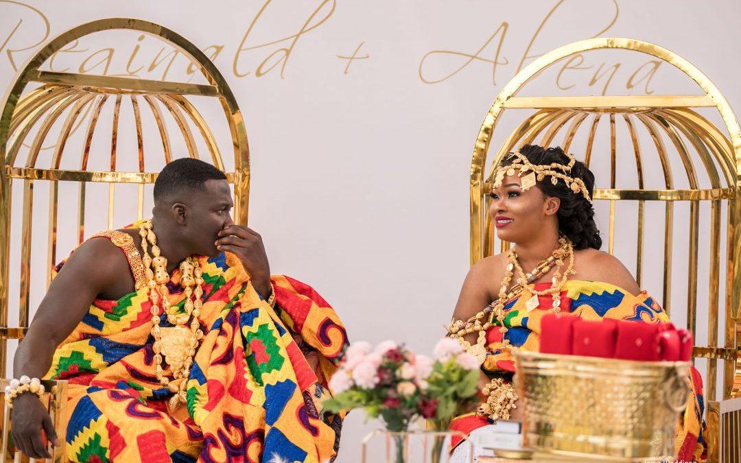 Reginald & Abena: Loyalty is Royalty