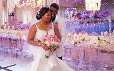 Seth & Efua: The Walk Down the Aisle