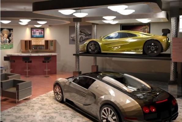 Smart & Trendy decoration ideas for home garage on Garage Decoration  id=89812