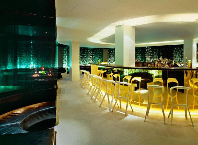 Contemporary Restaurant Amp Bar Interior Design Ideas