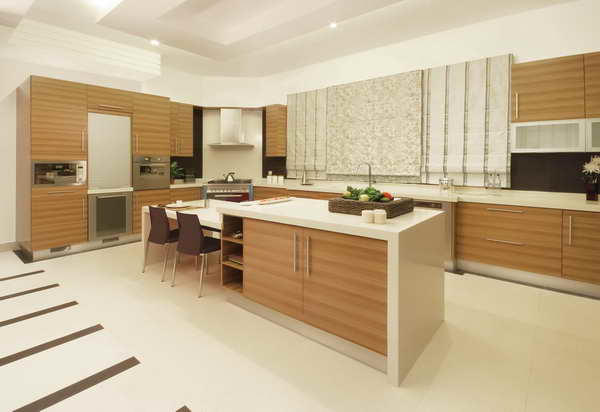 Kitchen counter top design and materials on Modern Kitchen Countertop Decor  id=84261