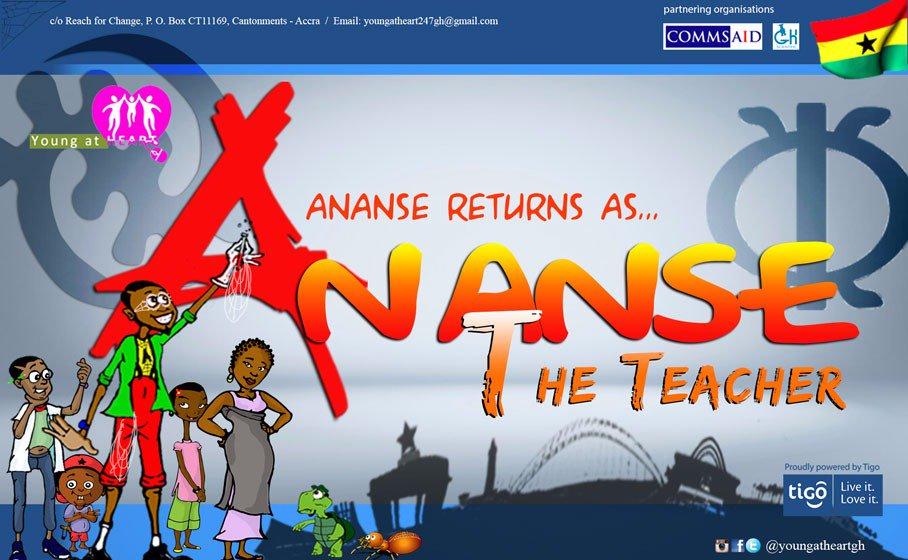 Image result for Ananse The Teacher App