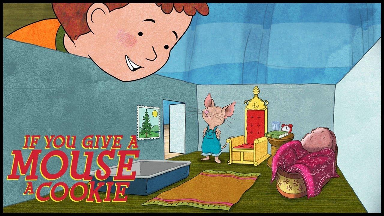 إذا أعطيت فأر كعكة بدون موسيقى | If You Give a Mouse A Cookie No Music (29 فيديو)