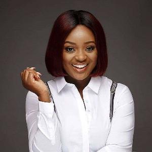 Ghanaian Actress Jackie Appiah