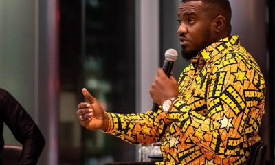 John Dumelo Suggests 5-years Presidential Term; Twitter Users Divided