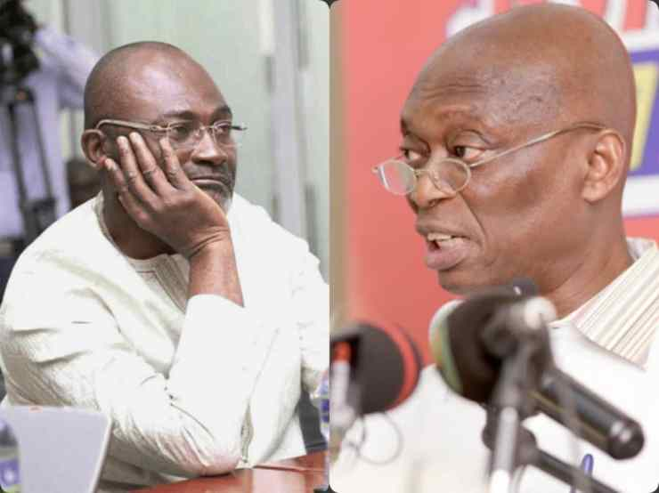 Defamation Suit: I Won't Pay A Dime To Kweku Baako – Kennedy Agyapong