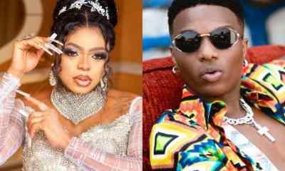 'I Have Been Wizkid Fan Since 16-years' - Bobrisky Reveals Her Love Nigerian Artist
