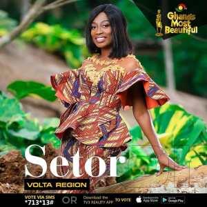 Ghana Most Beautiful Volta