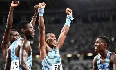 Botswana Olympic Medal Winners Gifted Houses
