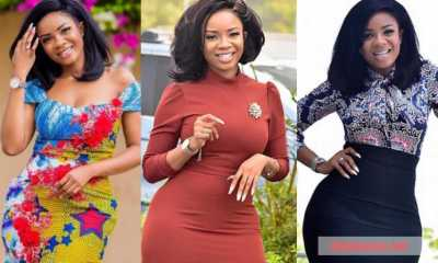 Serwaa Amihere Finally Reacts 'Emotionally' After Her Nvdes Photos Went Viral