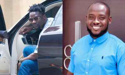 Obibini Spotted Driving A car With Fake Registration Number Plate; Nana Romeo Questions Rapper
