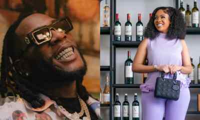 I Wish Same For Our Ghanaian Artists - Serwaa Amihere Reacts To Burna Boy's O2 Terrific Arena Spaceship Entrance (Video)