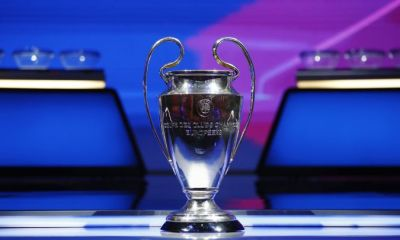 OFFICIAL: UEFA Champions League Draw Confirmed As PSG, Man City Meet In Group A And Bayern Face Barca; Full Draw