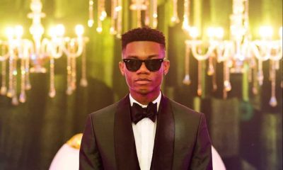 Please Don't Be Playing With My N!pples – KiDi Begs Ghanaian Video Vixen During Video Shoot