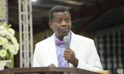 God Does Not Make Mistakes – Pastor Adeboye Tells 'Transgenders'