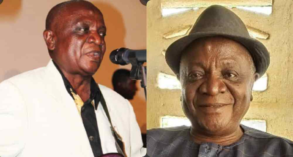 Nana Kwame Ampadu's 'Death' Saga: Son And Grandson Confuse Ghanaians; Grandson Confirms His Demise; Son Claims Otherwise - FULL GIST