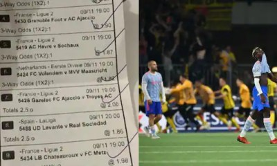 Ghanaian Man Places 10-year Trophyless Curse On Man United For 'Spoiling' His GHC100 Bet