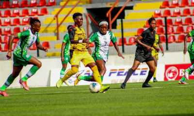 AWCON Qualifiers: Black Queens Beat Nigeria In Accra But Super Falcons Advance