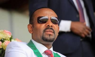 Ethiopian Parliament Confirms Abiy Ahmed As Prime minister