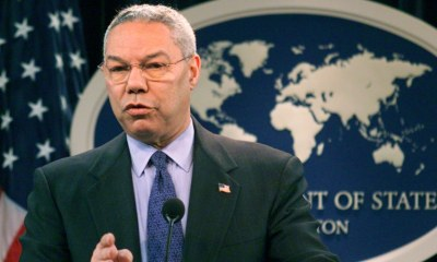 Former US Secretary of State Colin Powell Dies From Covid