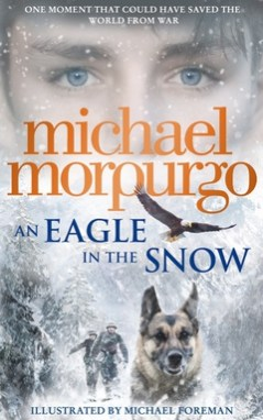 eagle-in-the-snow