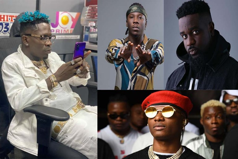 Shatta Wale Youtube Feature