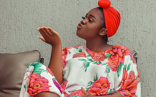 Tracey Boakye Again New Commotion With Unknown Target