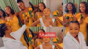 Akuapem Polo Is Getting Married Thedistin