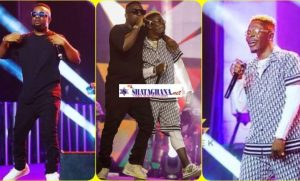 Shatta Wale And Sarkodie Perform Together At Black Love Virtual Concert After So M