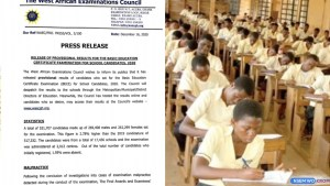 Bece Results
