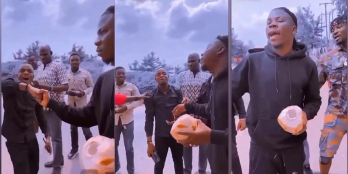 Stonebwoy Disgraces Fan