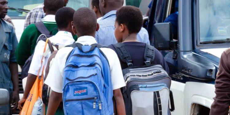 Students Returning To School