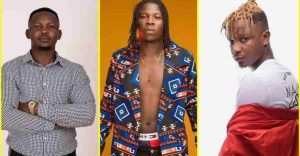 Blakk Cedi speaks after Stonebwoy's former bodyguard assault Kelvyn Boy at Ashaiman