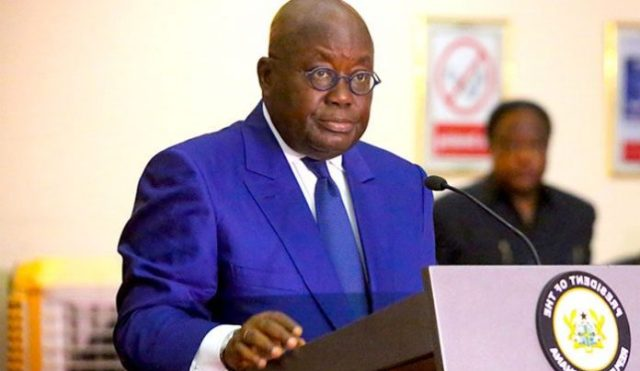 Akufo-Addo absorbs WASSCE fees for all final year students