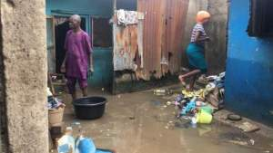 Four-Year-Old Girl Swept Away By Flood in Lagos