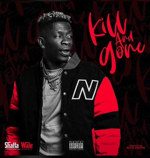 Shatta Wale – Kill And Gone (Prod. by Beat Vampire)