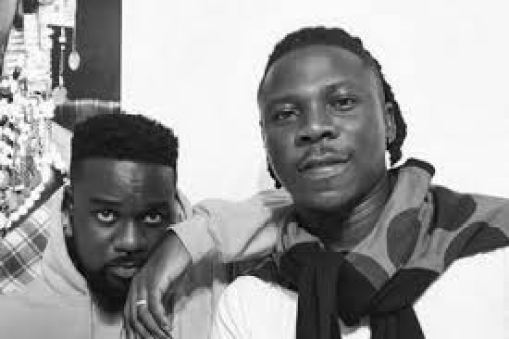 Stonebwoy said 'Sarkodie Thinks His Brand is Bigger Than Any Of Us'.